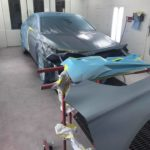 Renfro's Collision Repair Services- Spray Booth