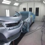 Renfro's Collision Repair Services - Spray Booth
